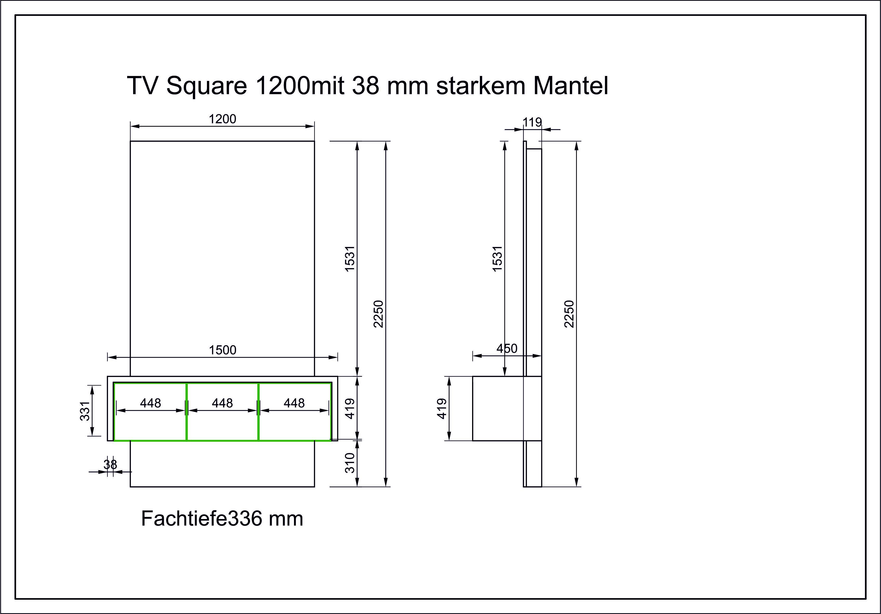 TV-Square-1200mm-mit-38mm-Mantel
