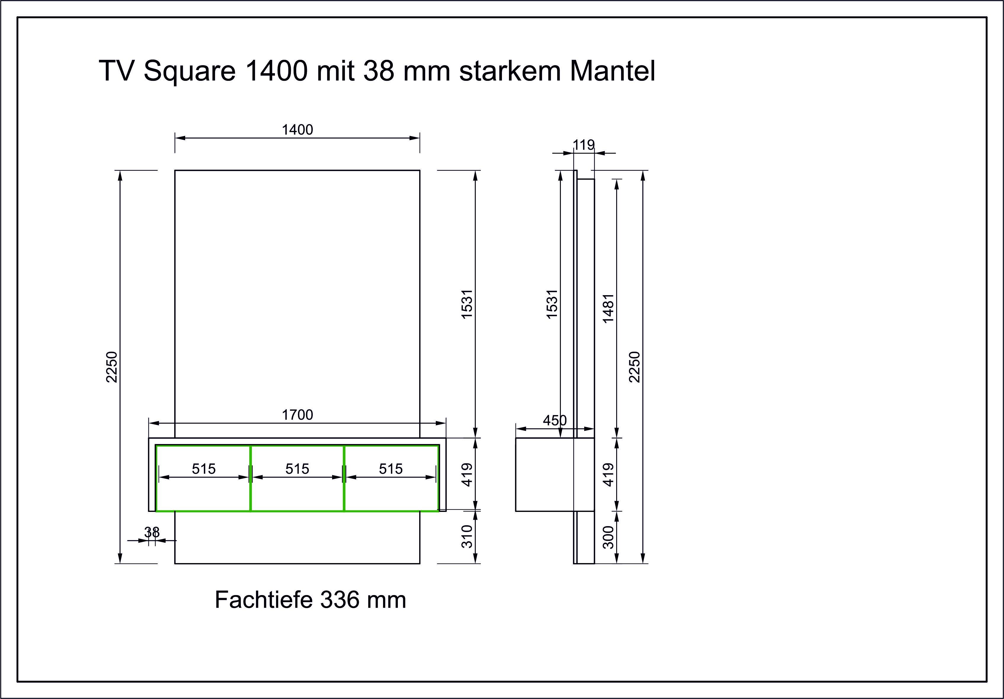 TV-Square-1400mm-mit-38mm-Mantel