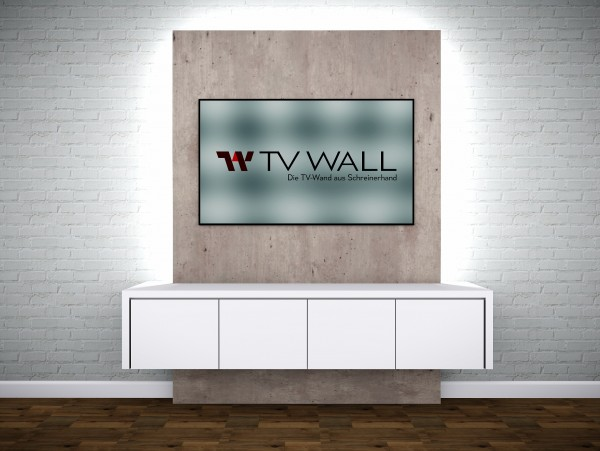 TV WALL SQUARE