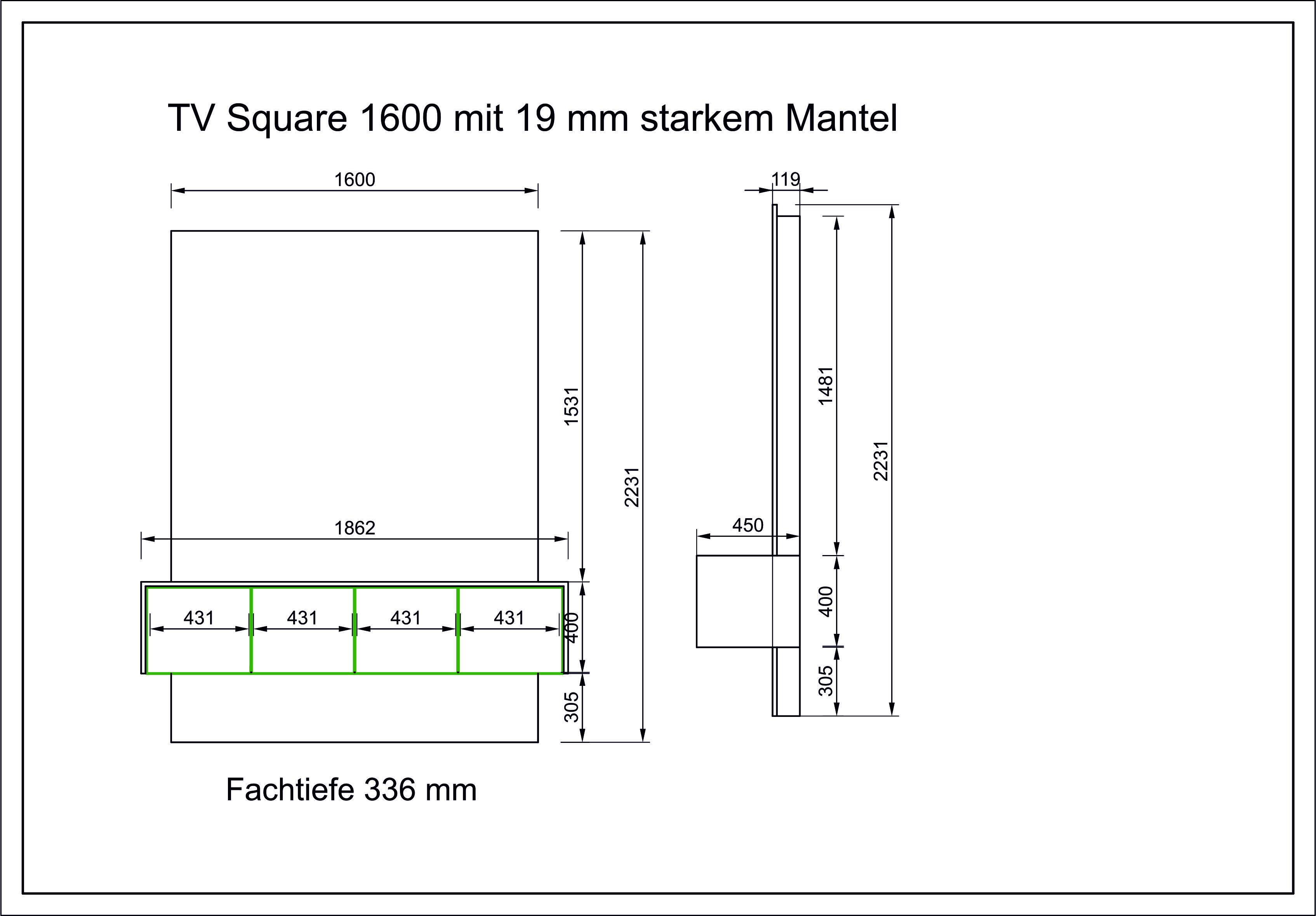 TV-Square-1600mm-mit-19mm-Mantel